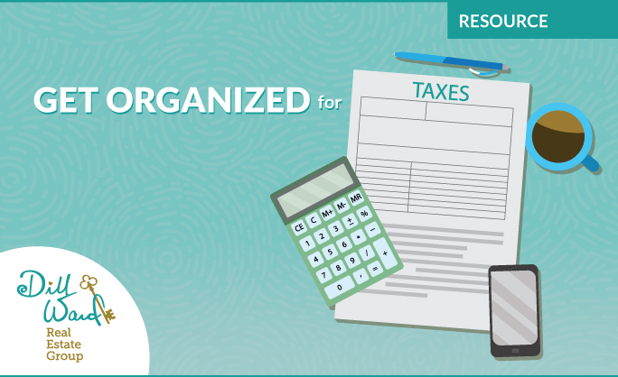 Get Organized for Taxes