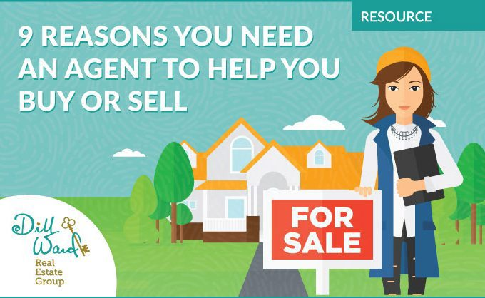 9 Reasons you Need an Agent to Help You Buy